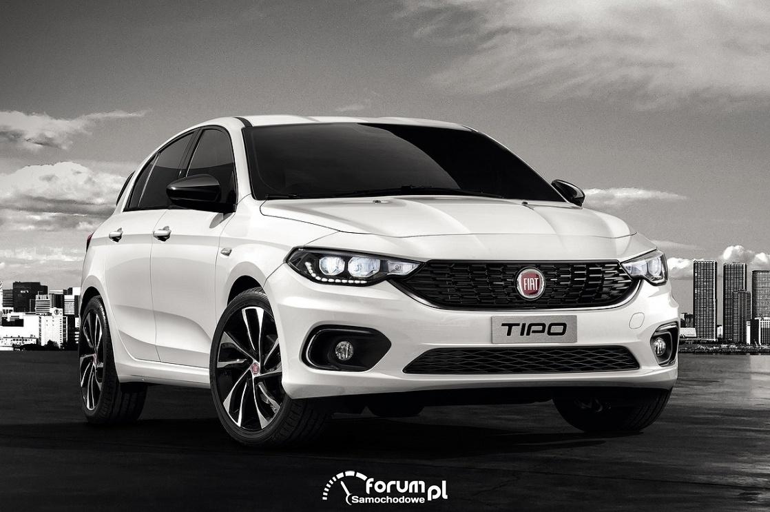 Fiat Tipo - funkcjonalność, prostota i charakter
