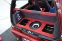 Fiat Cinquecento, zabudowa bagażnika CarAudio