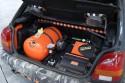 Ford Fiesta MK3, zabudowa bagażnika