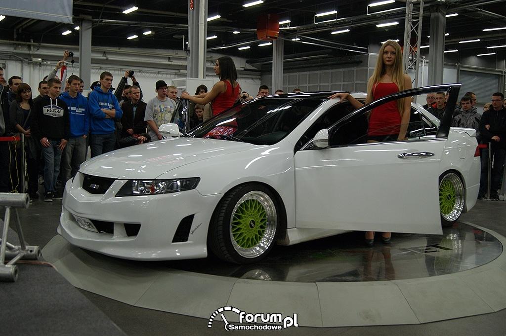 Honda Accord Type-S, dziewczyny, 2