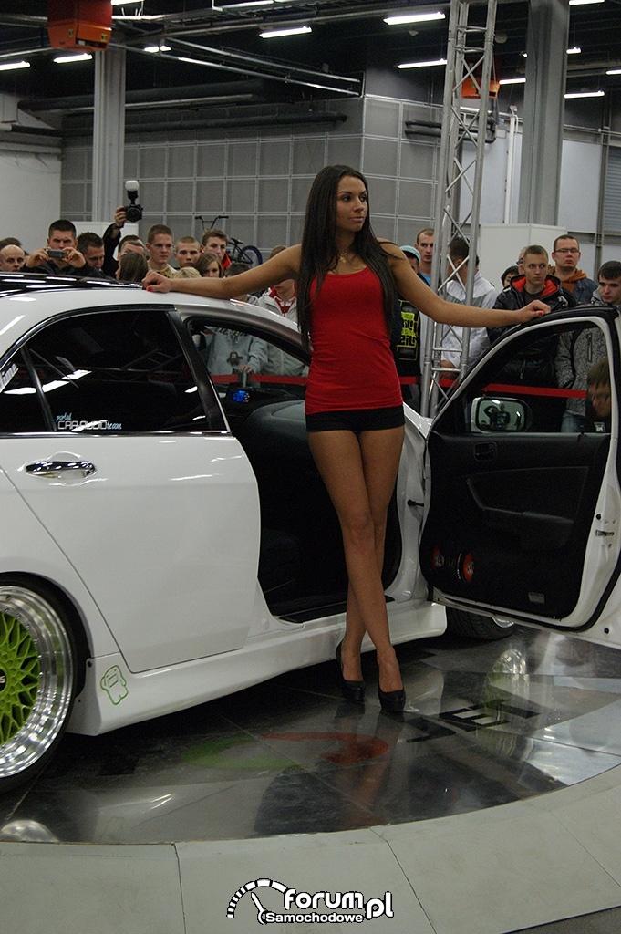 Honda Accord Type-S, dziewczyny, 4