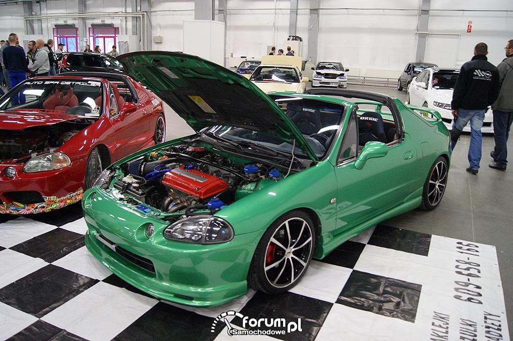 Honda CRX DelSol
