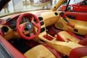 Honda CRX DelSol, wnętrze