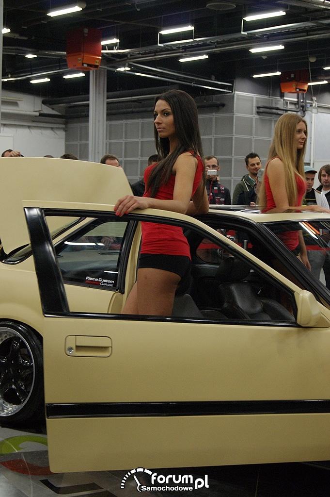 Honda Prelude, dziewczyny, 9