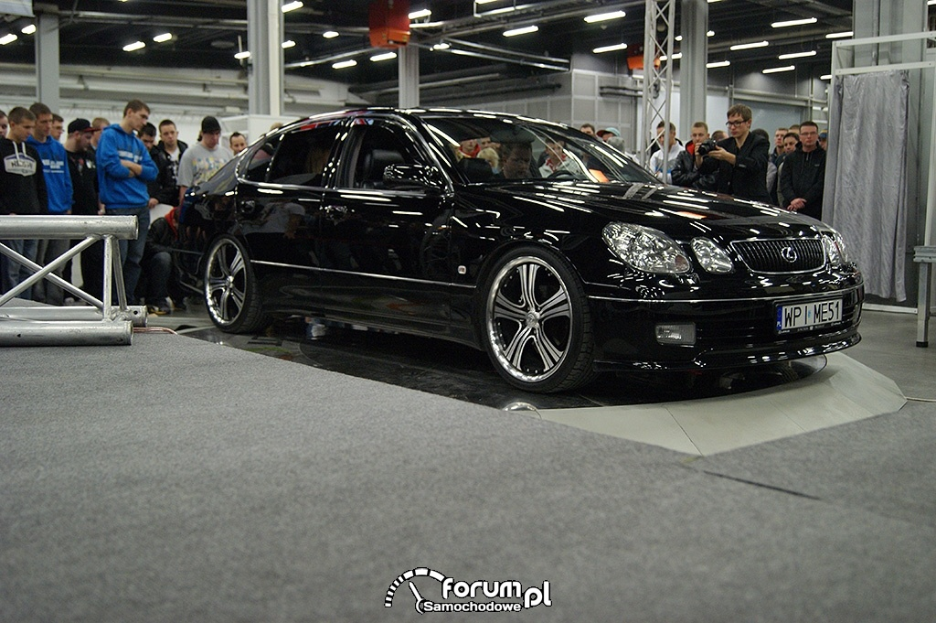 Lexus GS430, 2