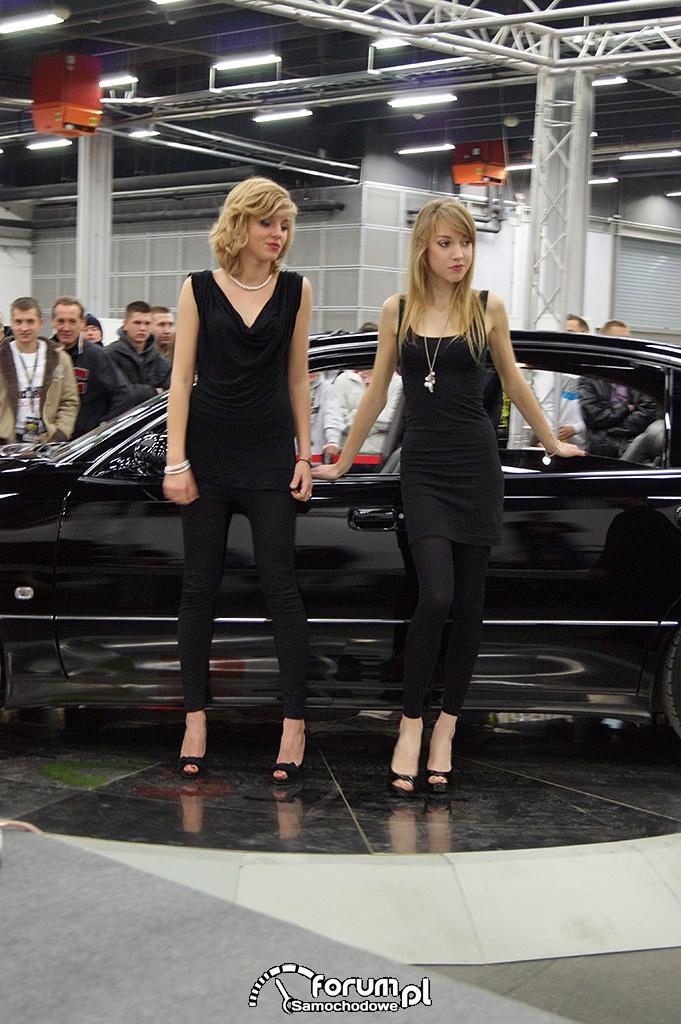 Lexus GS430, dziewczyny, 2