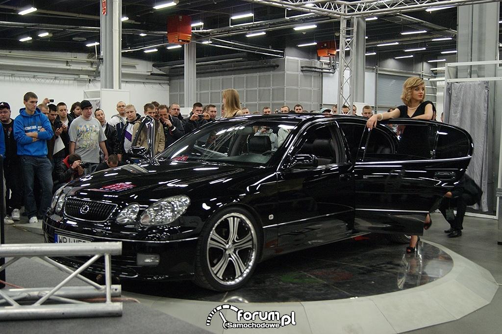 Lexus GS430, dziewczyny