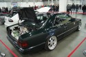 Mercedes CE 300, bok