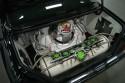 Mercedes CE 300, zabudowa bagażnika