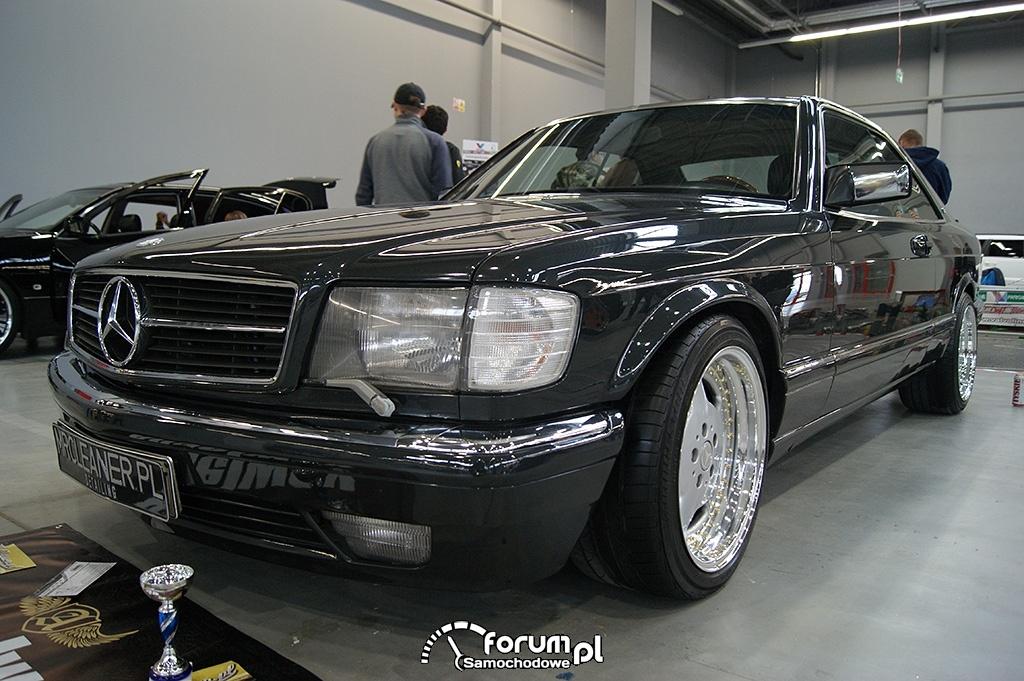 Mercedes SEC, 2