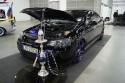 Opel Astra II Coupe, fajka wodna