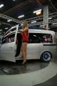 Opel Combo, dziewczyna