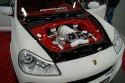 Porsche Cayenne, wygląd silnika