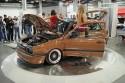 Volkswagen Golf III, brązowy, dziewczyny, 4