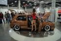 Volkswagen Golf III, brązowy, dziewczyny, 6