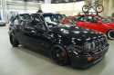Volkswagen Golf III, czarny