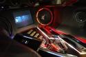 Volkswagen Golf III GTI, zabudowa bagażnika CarAudio