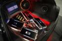 Volkswagen Golf III GTI, zabudowa bagażnika, metalowy skorpion