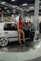Volkswagen Golf III, srebrny, dziewczny, 2