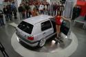 Volkswagen Golf III, srebrny, dziewczny, 5