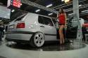 Volkswagen Golf III, srebrny, dziewczny, 9