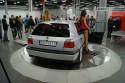 Volkswagen Golf III, srebrny, dziewczny