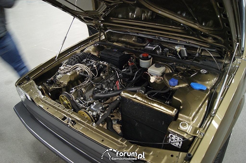 Volkswagen Passat B1, silnik