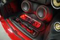 Volkswagen Passat, zabudowa bagażnika CarAudio