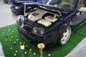 VW Golf IV, kij do golfa i piłeczki