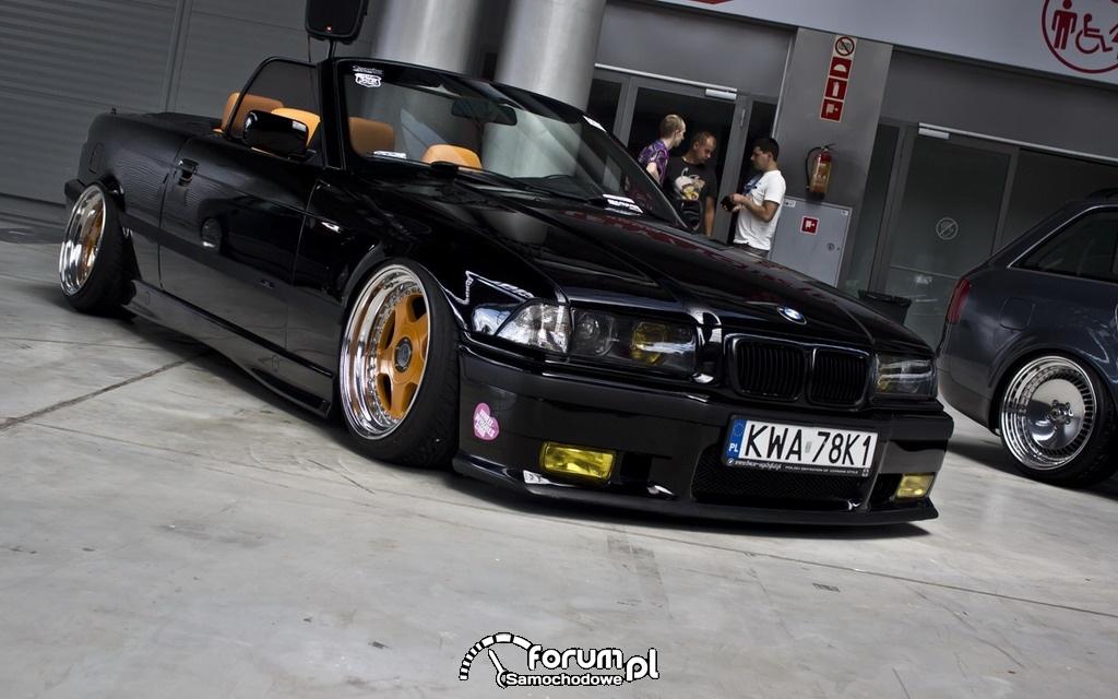 Damian Kowalski - BMW E36 Cabrio
