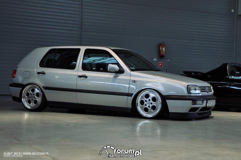 Krzysztof Woś - VW Golf III