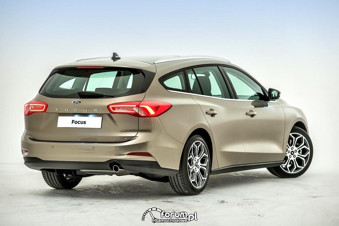 2018 Ford Focus Mk4 Nowości Na Rynku Samochodowym