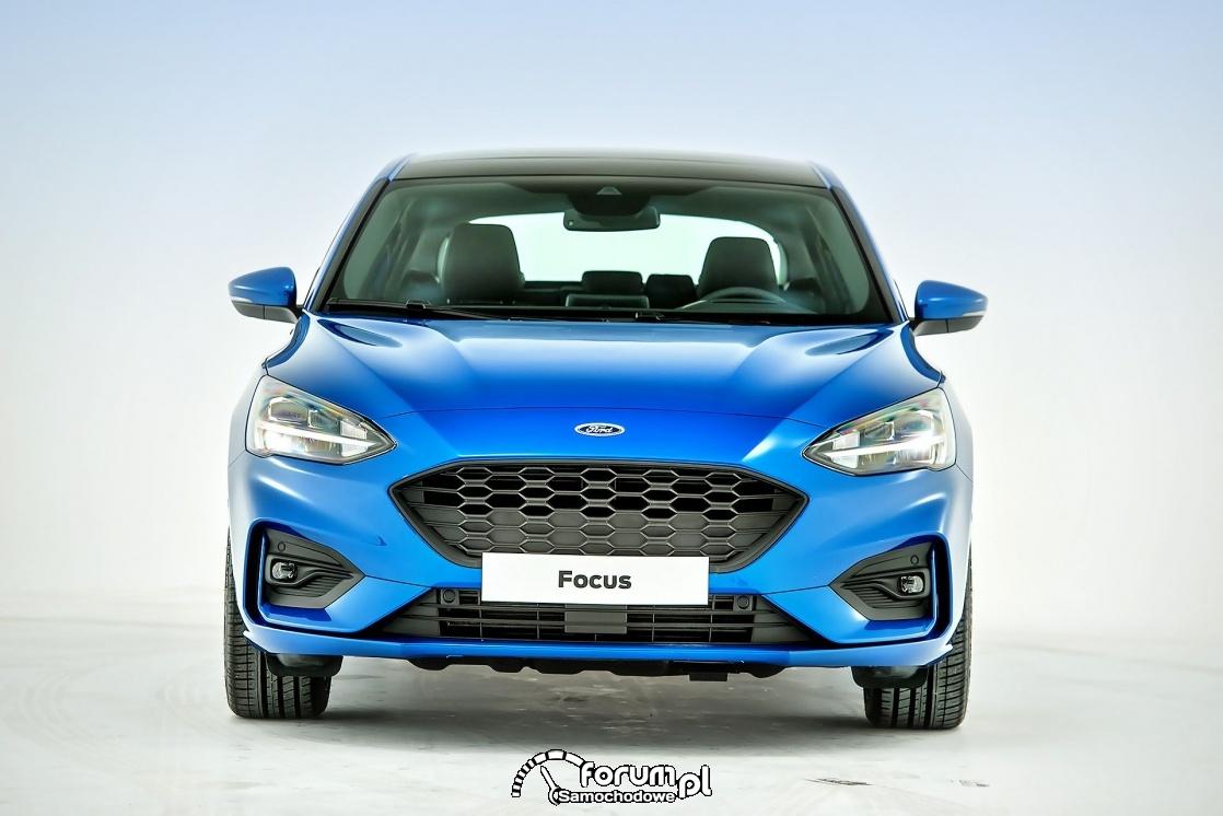 Ford Focus mk4 (2018)
