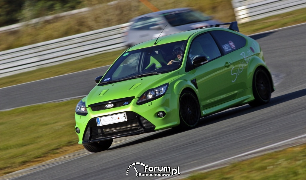 Ford Focus RS - Track Day 2011