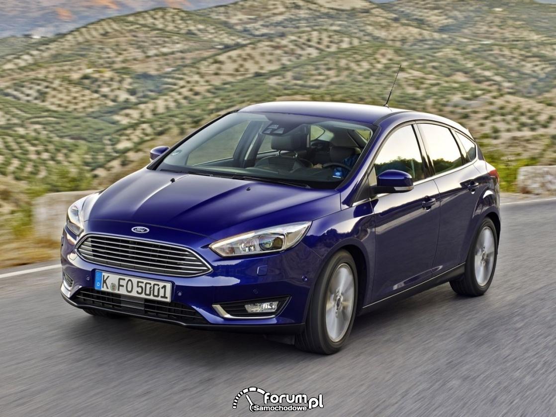Ford Focus V