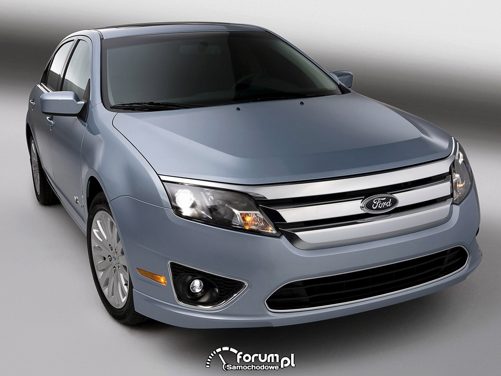 Ford Fusion hybrid USA version, 2009