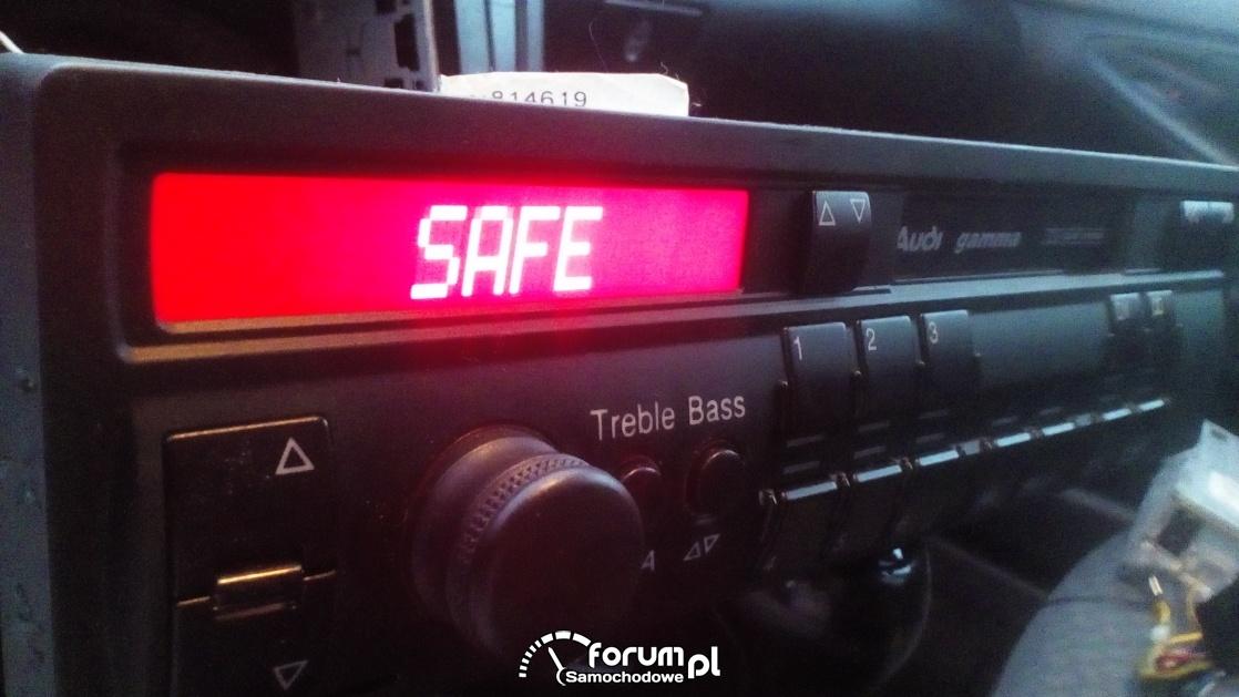 Masz problem z kodem do radia to pisz