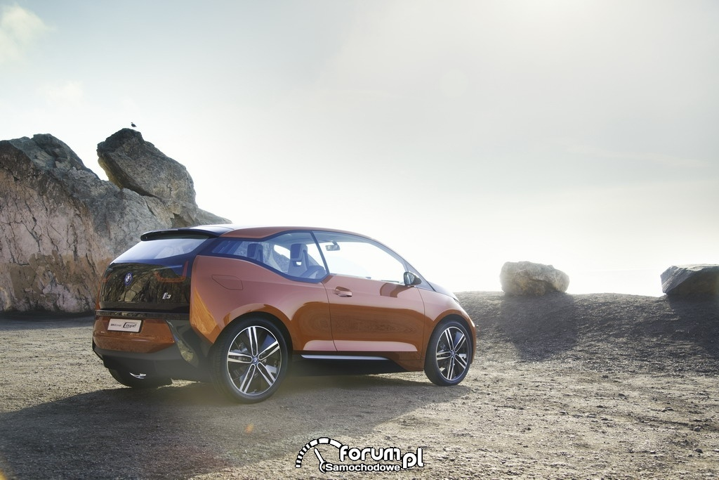 BMW i3 Concept Coupe, 09