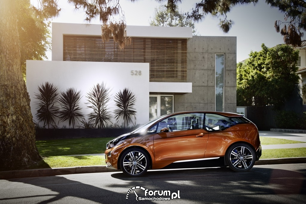 BMW i3 Concept Coupe, 10