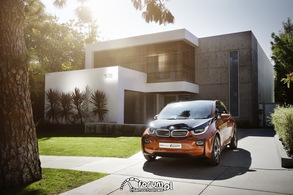 BMW i3 Concept Coupe, 15