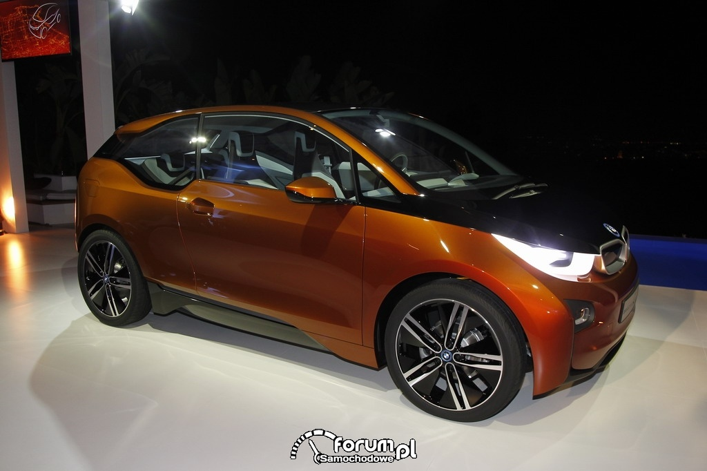 BMW i3 Concept Coupe, 20