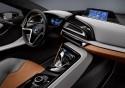 BMW i8 Concept Spyder, wnętrze
