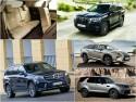 7-miejscowy SUV klasy premium - przegląd modeli