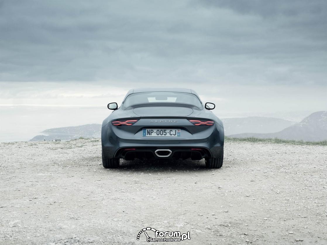 Alpine A110 (2018)
