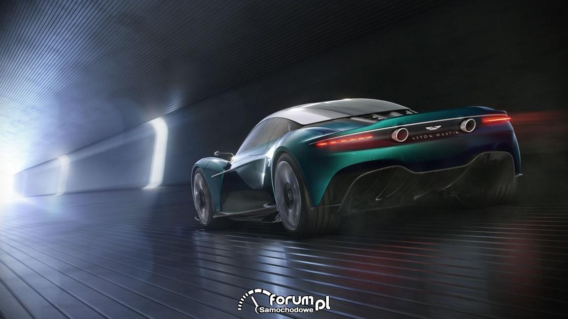 Aston Martin Vanquish Vision, 2