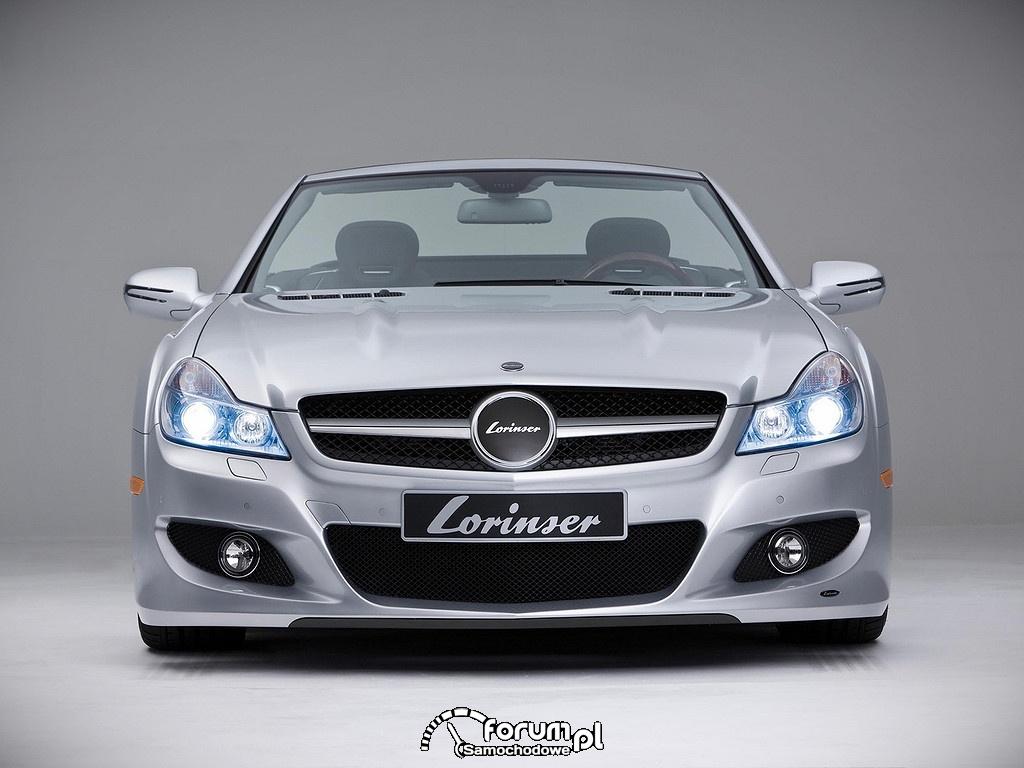 Lorinser SL 500, przód