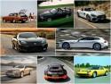 Nadwozia sportowych samochodów