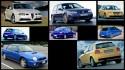 Porównanie: Alfa Romeo 147 GTA, Audi S3 8L, Subaru Impreza GD WRX, VW Golf IV R32