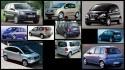 Porównanie: Audi A2, Ford Fusion, Lancia Musa, Opel Meriva A, Renault Modus