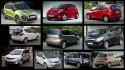 Porównanie: C3 Picasso, Honda Jazz III, Kia Venga, Nissan Note I, Opel Meriva B